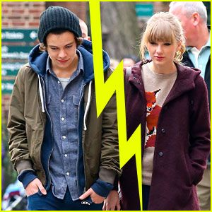 Taylor Swift & Harry Styles Split