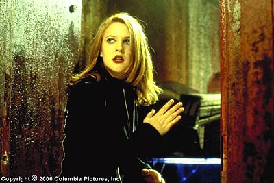 Charlie's Angels Drew Barrymore as Dylan, the sexy, streetwise private detective embarking on her biggest case yet in Columbia's Charlie's Angels - 2000