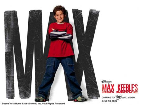 Alex D. Linz - Disney's Max Keeble's Big Move - 2001