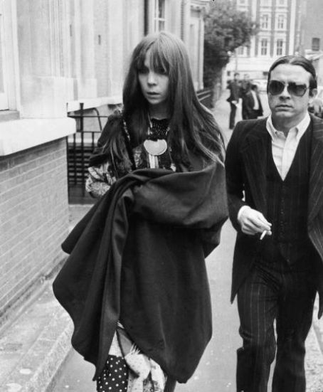 Penelope Tree and David Bailey