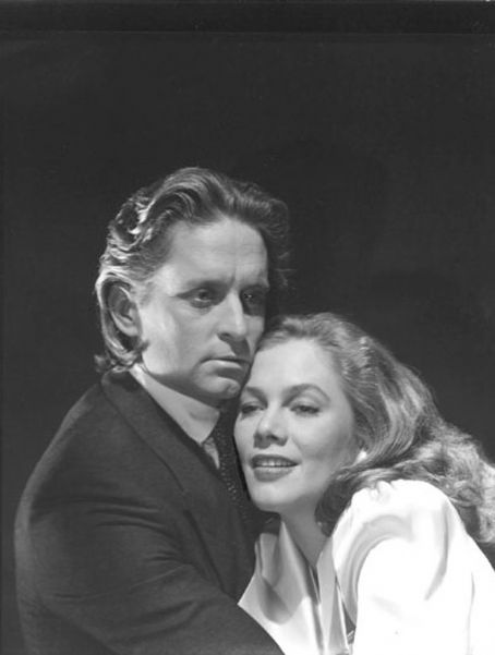 The War of the Roses Michael Douglas and Kathleen Turner