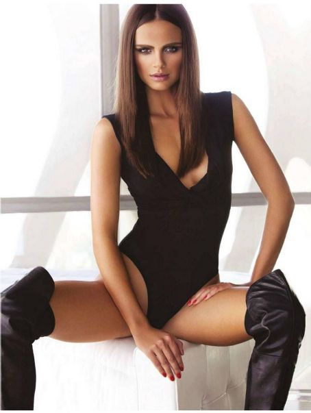 Xenia Deli - FHM Magazine Pictorial [South Africa] (May 2012)