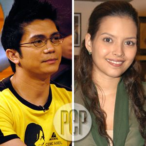 Vhong Navarro Desiree Del valle and
