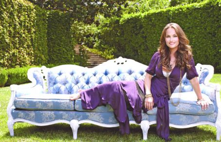 Giada De Laurentiis  Page Six Magazine Pictorial 28 September 2008
