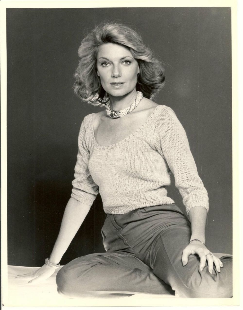 Susan Sullivan it's a living