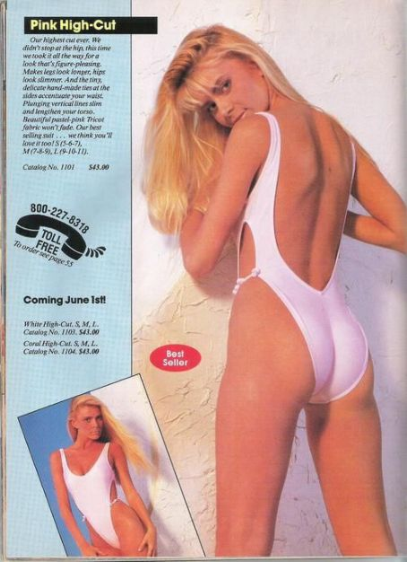 Sandra Wild   from Swimsuit in 1987