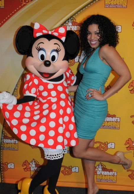 Jordin Sparks: at the Walt Disney World Resort