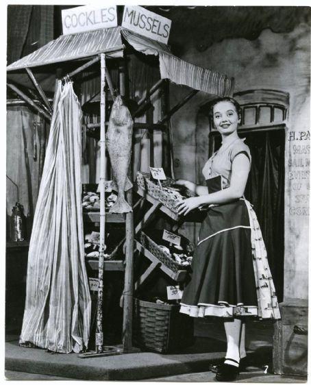 Fanny  ( 1954 Broadway Musical. Starring Ezio Pinza, Florence Henderson)