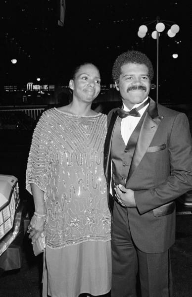 Ted Lange and wife Sherryl Thompson