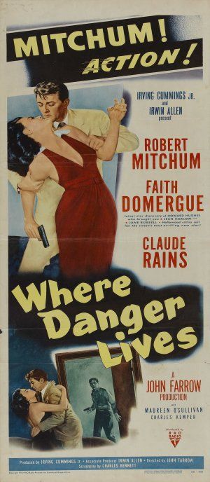 Where Danger Lives