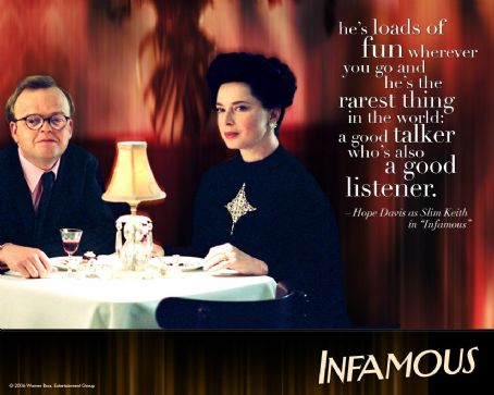 Toby Jones - Infamous Wallpaper - 2006