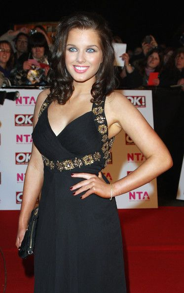 Helen Flanagan National Television Awards 2008