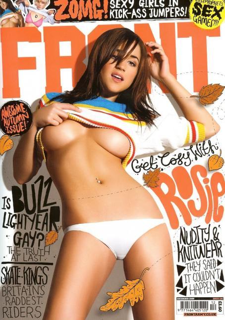 Rosie Jones  - Front - December 2009