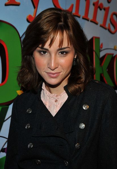 "Allison Scagliotti - Premiere Of Nickelodeon's ""Merry Christmas, Drake & Josh!"""