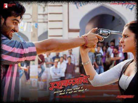 Parineeti Chopra Ishaqzaade 2012 Movie latest posters and wallpapers