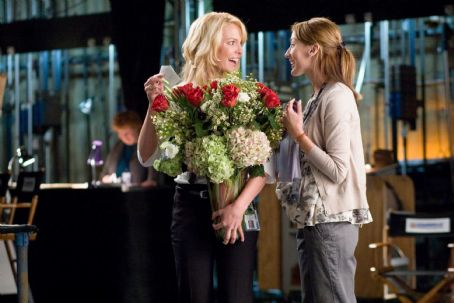 Bree Turner Katherine Heigl and  in Columbia Pictures' comedy THE UGLY TRUTH. Photo By: Saeed Adyani. © 2009 Columbia Pictures Industries, Inc. All rights reserved.