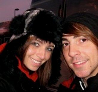 Alex Gaskarth - Lisa Ruocco
