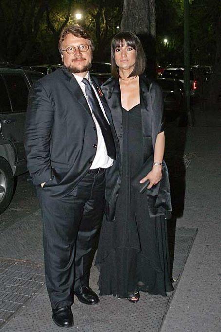 Guillermo del Toro Guillermo Del Toro and Lorenza Del Toro