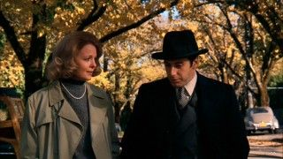 The Godfather: Part II Al Pacino as Michael Corleone and Diane Keaton as Kay in The Godfather II (1974)