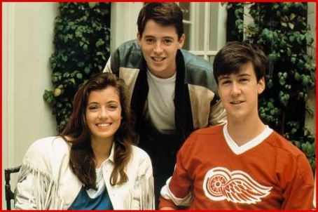 Alan Ruck Ferris Bueller's Day Off (1986)