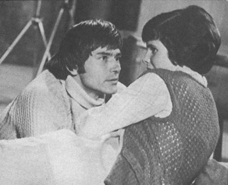 Pete Duel and Kim Darby Kim Darby