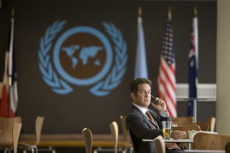 Tom Hollander  as Simon in IN THE LOOP, directed by Armando Iannucci. Photo Credit: Nicola Dove. An IFC Films release