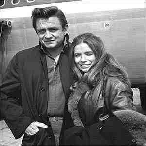 June Carter Cash Johnny Cash and