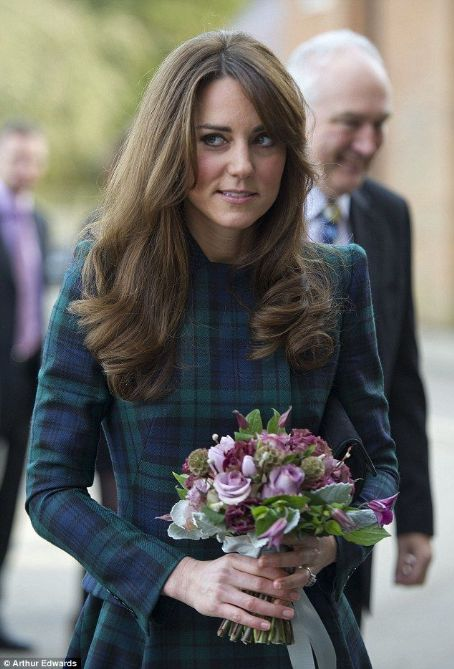 Kate Middleton - Kate Duchess Of Cambridge