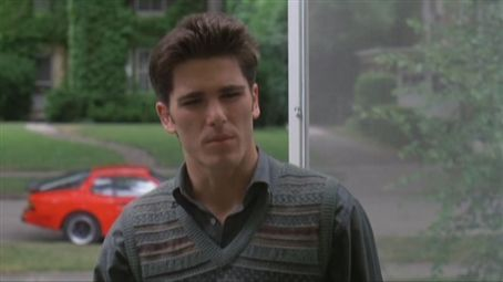 Michael Schoeffling Sixteen Candles (1984) Jake Ryan and His Hot Ride