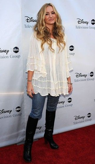 Drea de Matteo clothing
