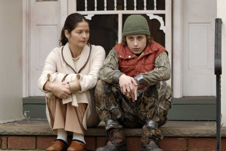 Rory Culkin Jill Hennessy as Brenda Bartlett and  as Scott Bartlett in comedy drama Lymelife.