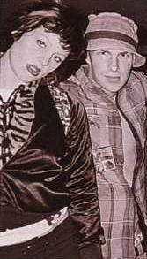 Brody Dalle and Tim Armstrong