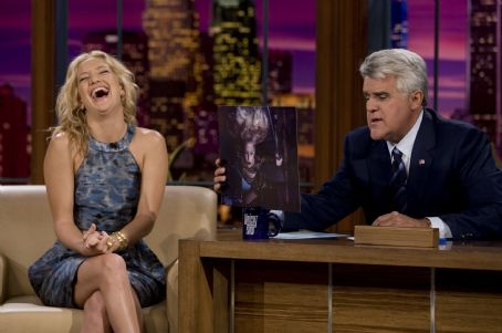 The Tonight Show with Jay Leno - Kate Hudson - On Tonight Show With Jay Leno, 15.09.2008.