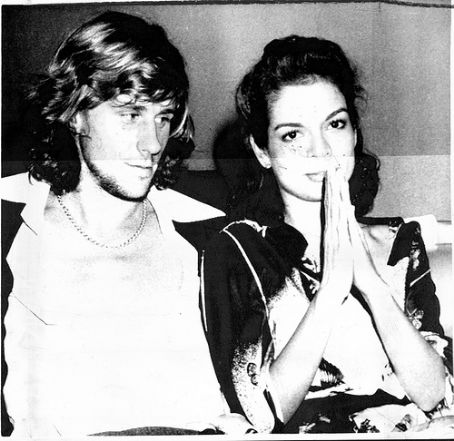 Björn Borg Bianca Jagger and Bjorn Borg Studio 54 in new york