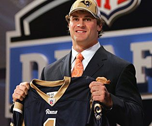 Chris Long  2nd Pick In The NFL 2008 Draft