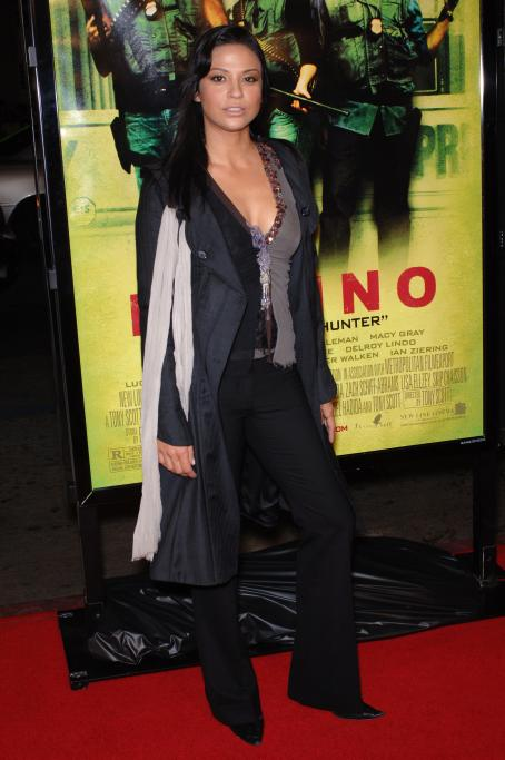 Navi Rawat - Actress NAVI RAWAT at the Los Angeles premiere of Domino ...