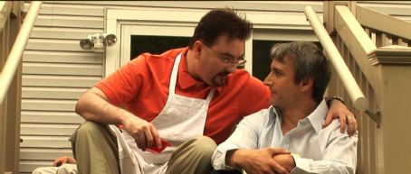 Bronson Pinchot Brian O'Halloran as Dr. Jordan and  as Mr. Kimbal in Hooking Up.