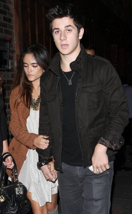 David Henrie New Girlfriend