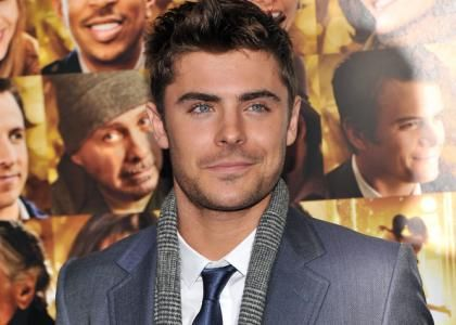 Zac Efron: Dateless Romantic for Valentine's Day