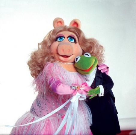 Kermit the Frog Miss Piggy &