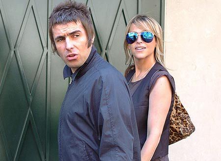 Nicole Appleton - Liam Gallagher