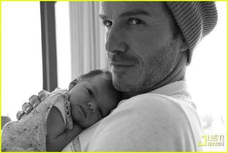 Harper Beckham  - Newborn