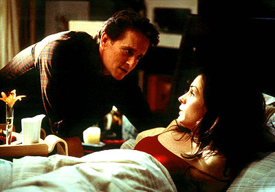 Don't Say a Word Michael Douglas and Famke Janssen in 20th Century Fox's Don't Say A Word - 2001