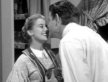 Kathy Nolan Kathy & Richard Crenna in The Real McCoys