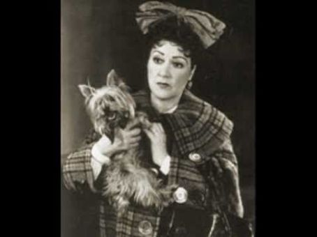 Gypsy , Ethel Merman