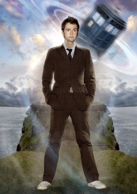 David Tennant - Doctor Who (2005)