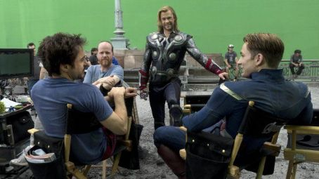 Joss Whedon The Avengers