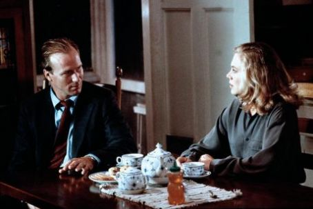 The Accidental Tourist William Hurt and Kathleen Turner in  (1988)