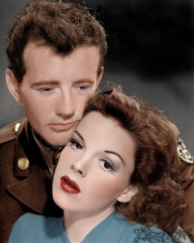 Till the Clouds Roll By - Robert Walker & Judy Garland