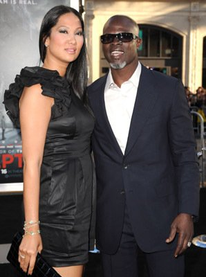 "Djimon Hounsou - ""Inception"" Los Angeles Premiere"